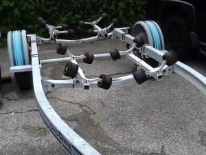 boat trailer repairs